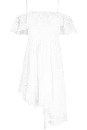 adidas Timoria off-shoulder cotton dress