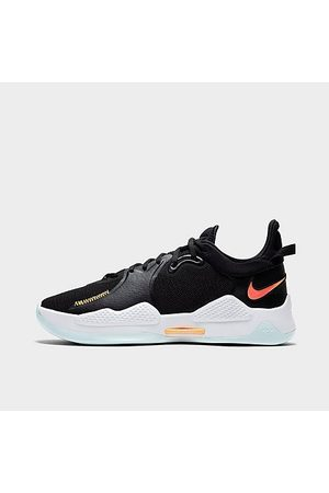 Nike PG 5 Basketball Shoes in Black/Black Size 7.5