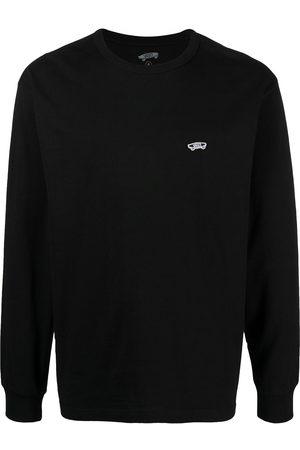 Vans Embroidered-logo cotton sweatshirt