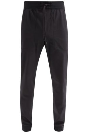 "Lululemon Abc 30"" Deep-rise Warpstreme™-jersey Track Pants - Mens"