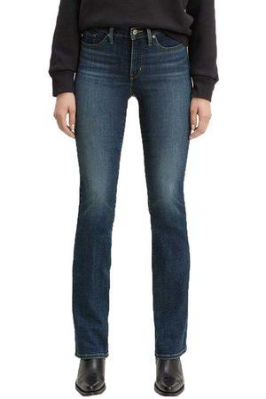 Levi's Women Shapewear - 315 Shaping Boot Jeans 26 Lapis Maui Views