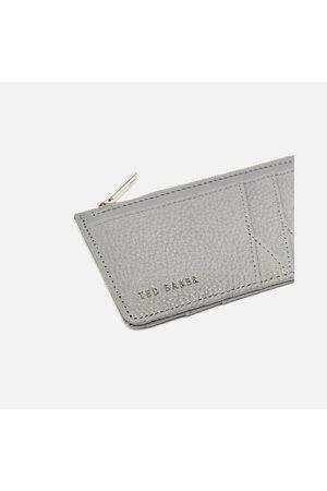 Ted Baker Women's Gerii Diagonal Zipped Card Holder