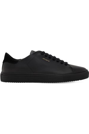 Axel Arigato Men Sneakers - Clean 90 Brushed Leather Sneakers