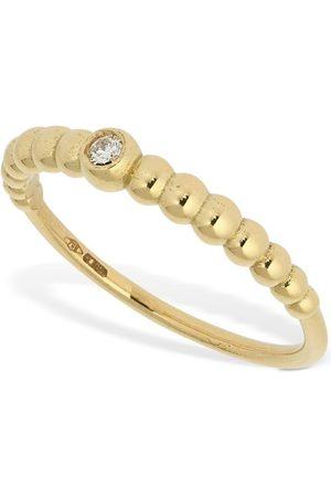 AG 18kt & Diamond Ring