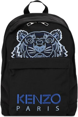 Kenzo Tiger Embroidered Nylon Backpack