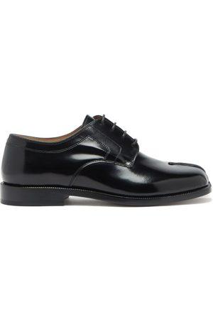 Maison Margiela Tabi Split-toe Leather Derby Shoes - Womens