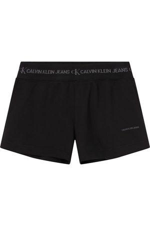 Calvin Klein Logo Trim Knit