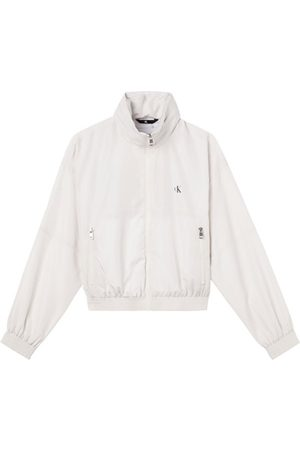 Calvin Klein Aop Packable Hood Windbreaker