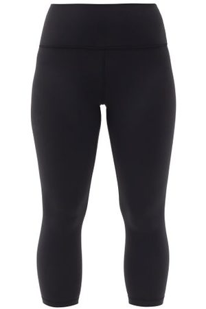 "Lululemon Align High-rise 21"" Cropped Leggings - Womens"