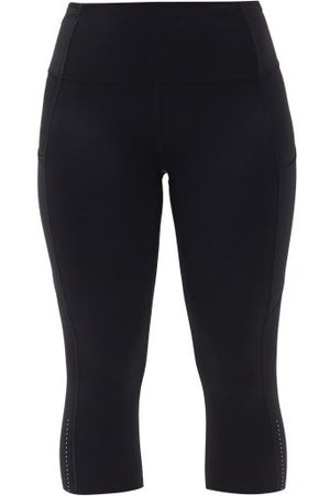 "Lululemon Women Leggings - Fast And Free Ii 19"" Cropped Leggings - Womens"