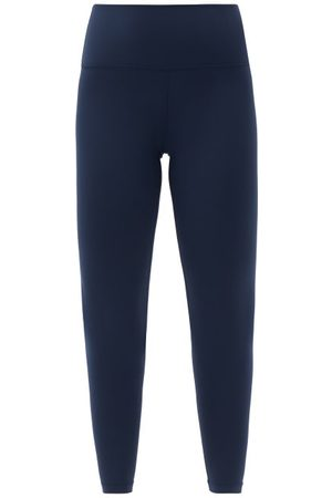 "Lululemon Align High-rise 25"" Cropped Leggings - Womens - Navy"