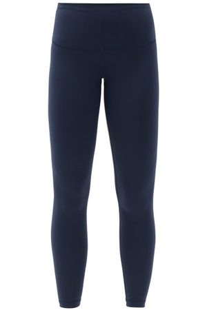 "Lululemon Wunder Train High-rise 25"" Leggings - Womens - Navy"