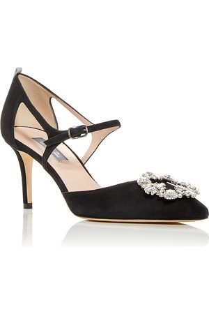 Sjp Women's Abute Embellished Pointed Toe Pumps
