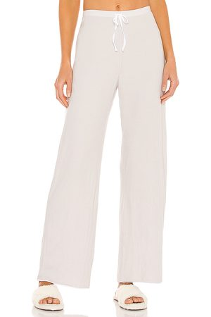 SKIN Women Pants - Guinevere Pant in Grey.