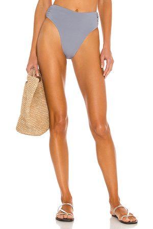 Tularosa Women Bikinis - Famke High Waist Bottom in .
