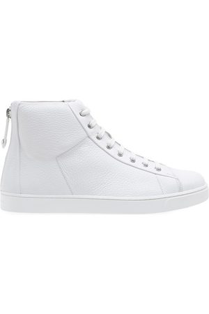 Gianvito Rossi High top leather sneakers