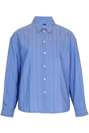 A.P.C. Women Long sleeves - Boyfriend shirt