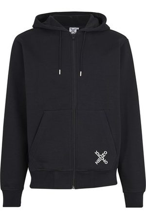 Kenzo Zipped sport hoodie