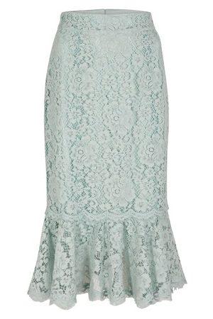 Dolce & Gabbana Women Midi Skirts - Lace skirt