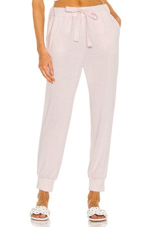 1. STATE Cozy Knit Jogger in Blush.