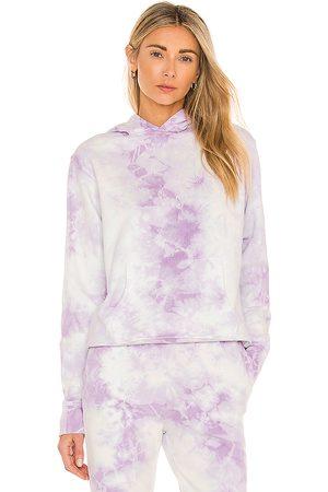 Frankies Bikinis X REVOLVE Aiden Hoodie in Lavender.