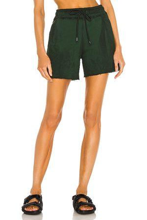 Cotton Citizen Brooklyn Short in Dark Green.