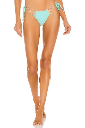 Bunny Kinsley Tie Side Bikini Bottom in .