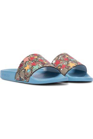 Gucci Girls Sandals - GG slides
