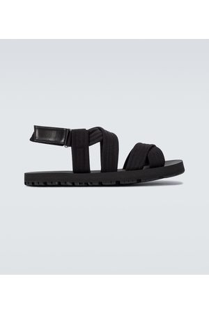 DRIES VAN NOTEN Rope sport sandals