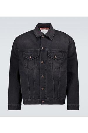 Acne Studios Men Denim Jackets - Robin denim jacket