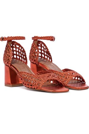 Souliers Martinez Procida 65 leather sandals