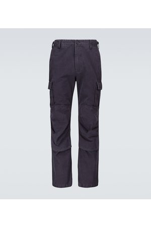 Balenciaga Slim-fit cargo pants
