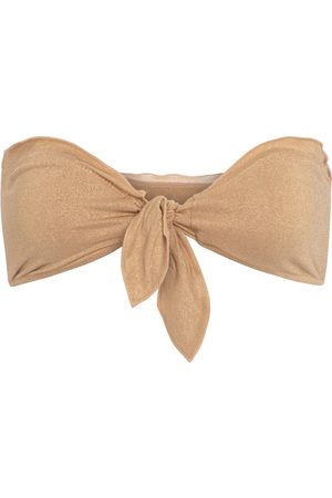 Tropic of C Women Bikinis - Cha Cha bandeau bikini top