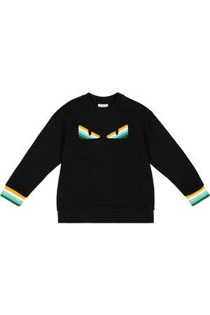 Fendi Bag Bugs cotton sweatshirt