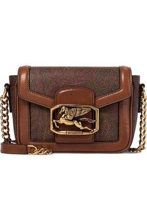 Etro Pegaso Mini paisley shoulder bag