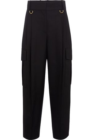 Givenchy Wool cargo pants