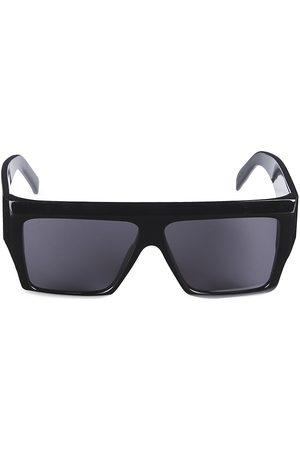 Céline Men Square - Men's 60MM Oversized Square Sunglasses - Smoke