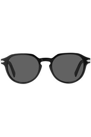 Dior Men Round - Men's 51MM Round Sunglasses - Shiny