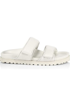 Gia x Pernille Women's Leather Platform Sandals - - Size 9