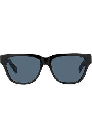 Dior Men Square - Men's BlackSuit 58MM Square Sunglasses - Shiny