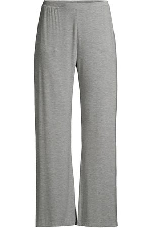 SKIN Women Sweats - Women's Lumi Vented Lounge Pants - Heather Grey - Size XS