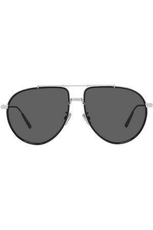 Dior Men Sunglasses - Men's BlackSuit 58MM Pilot Sunglasses - Shiny