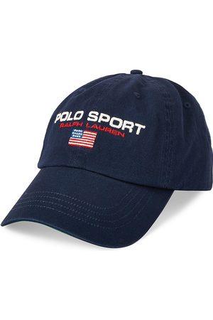 Polo Ralph Lauren Men Caps - Men's New Bond Cotton Chino Baseball Cap - Navy