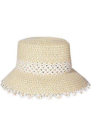 Eric Javits Women Hats - Women's Squishee Mita Picot Edge Bucket Hat - Mix