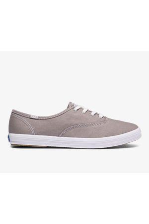 Keds Women Sneakers - Champion Organic Cotton Dove , Size 6m Women's Shoes