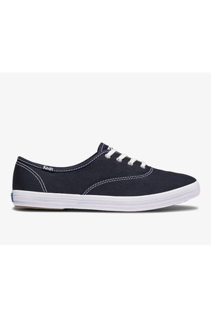 Keds Women Sneakers - Champion Organic Cotton Deep Navy, Size 7.5m Women's Shoes