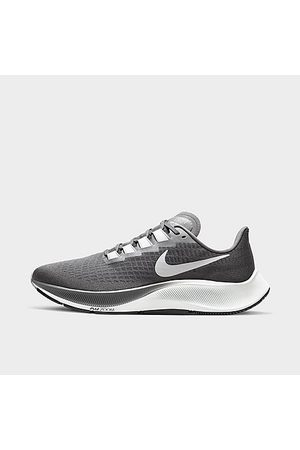 Nike Men Running - Men's Air Zoom Pegasus 37 Running Shoes in Grey/Iron Grey Size 7.5