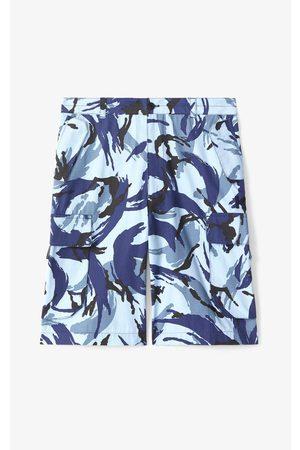Kenzo Tropic Camo' cargo shorts