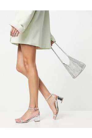 Truffle Collection Mid heeled sandals in