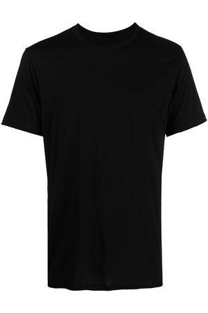 UMA WANG Finished-edge cotton t-shirt